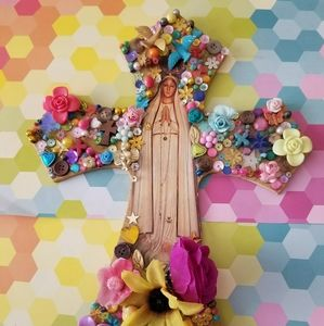 Our Lady of Fatima Cross